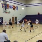 Hornets set a play