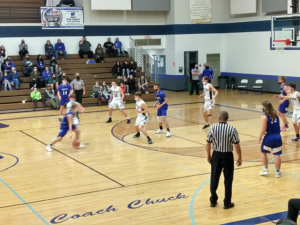 The Ishpeming Hematites were away to face the West Iron County Wykons