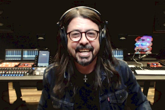 David Grohl Shares Letter he Wrote to Himself in Ninth Grade