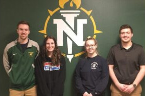 NMU Celebrates First MSAT Grads April 29, 2021